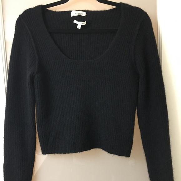 Wilfred Italian yarn sweater size L